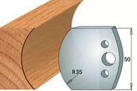 Комплекты фигурных ножей CMT серии 690/691 #545