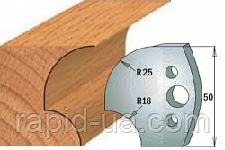 Комплекты фигурных ножей CMT серии 690/691 #549