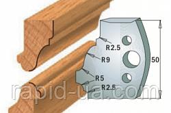 Комплекты фигурных ножей CMT серии 690/691 #558