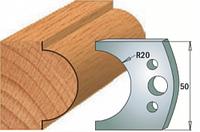 Комплекты фигурных ножей CMT серии 690/691 #561