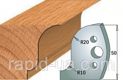 Комплекты фигурных ножей CMT серии 690/691 #570