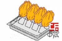 Противень для кур-гриль P1108 LAINOX