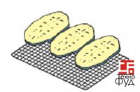 Противень-решетка для овощей гриль GV 110 LAINOX