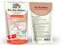 Коктейль для похудения Fito Slim Balance моментальный Эффект