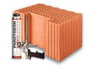 Керамический блок Wienerberger Porotherm 44 Ti K Dryfix 440/250/249