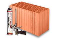 Керамический блок Wienerberger Porotherm 44 Ti R Dryfix 440/187/249