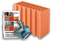 Керамический блок Wienerberger Porotherm 38 Ti K 1/2 Dryfix 380/125/249