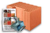 Керамический блок Wienerberger Porotherm 44 Ti K Profi 440/250/249