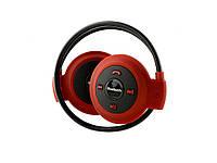 Стерео Bluetooth-гарнитура Mini 503, спортивные беспроводные наушники  Красный