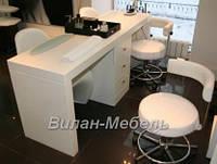 Маникюрные столы, Столы для маникюра