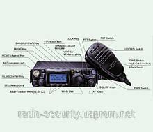 Радиолюбительский трансивер Yaesu FT-817 ND