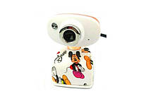 Веб-камера Golden-White HD Portable Webcam