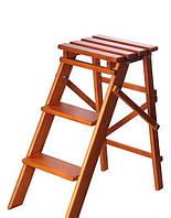 Лестница декоративня h62 (brown) коричневая, фото 1