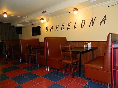 "Диваны для кафе ""Барселона"""