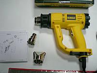 Профи. пистолеты горячего воздуха (Фен) DeWALT D26411