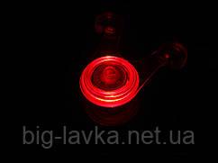Миниатюрная подсветка для велосипеда  Красный