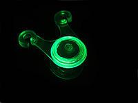 Портативная подсветка для велосипеда  Зеленый