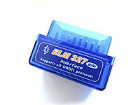 ELM327 OBD2 Bluetooth, сканер, диагностика v2.1
