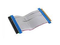 Райзер PCI-E 16x в 16x в антистатическом пакете.