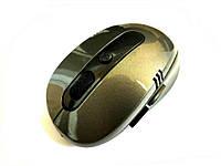 Wireless Мышь оптическая  Темно серый