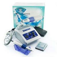 Фрезер для маникюра и педикюра Global Fashion GB-868 35000 об., машинка аппарат для маникюра и педикюра