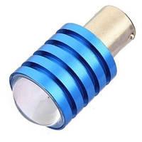 LED 1156 BA15S лампа в автомобиль, CREE Q5, 7Вт