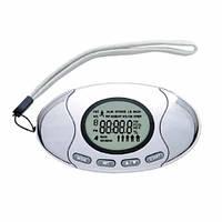 Педометр: счетчик шагов, калорий, настраевыемый
