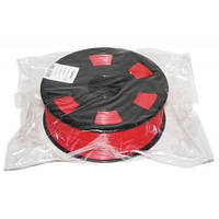 Филамент пластик 3D-принтера ABS 1кг 1.75мм красн