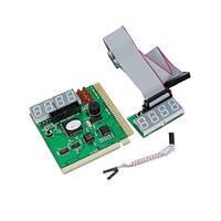 PCI ISA POST 4 карта с внешним дисплеем анализатор