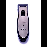 Компактная машинка для стрижки волос Rozia HQ220, машинка для стрижки с керамическими лезвиями