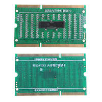 Тестер слота памяти DDR3 для материнской платы ноутбука, 204-пиновый SO-DIMM