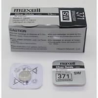 Батарейка Maxell SR920 SW (371), G6