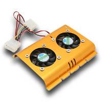 Вентилятор жесткого диска, охлаждение, HDD кулер