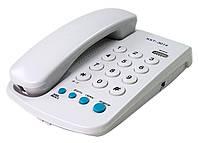 Телефон проводной стационарный KXT-3014, телефон стационарный домашний, телефон для дома и офиса