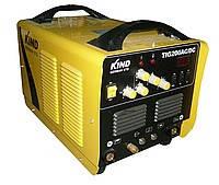 Аппарат аргонодуговой сварки KIND TIG 200 AC/DC