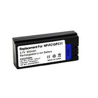Батарея Sony NP-FC10 NP FC10 NP-FC11 FC11