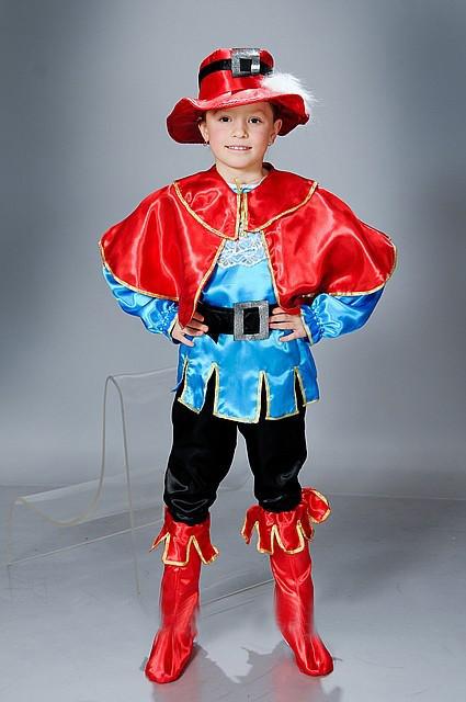 Детский карнавальный костюм Кот в сапогах, цена 450 грн ... - photo#45