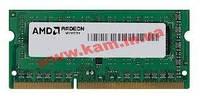 Оперативная память AMD DDR3 1600 4GB SO-DIMM, 1.35V, BULK (R534G1601S1SL-UOBULK)