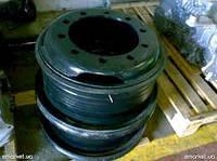Диски Колесные б/у евро маз,краз камаз R20,R22,5