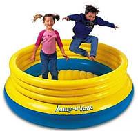 Надувной игровой центр-батут Intex 48267 Original Jump-o-lene