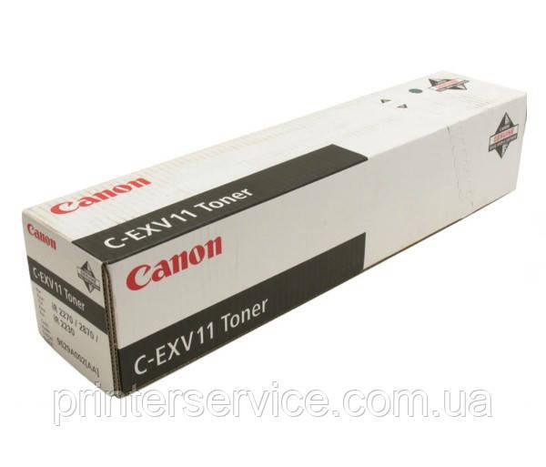 Тонер Canon C-EXV11 Black для iR2230/ 2270/ 2870/ 3025 (9629A002)