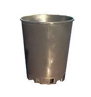 Пластиковый горшок для роз 2л., 14х18,0