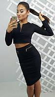 Женский юбочный костюм , фото 1