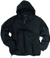 Куртка зимняя Анорак MilTec Black 10335002