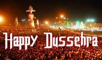Индийский праздник Душера