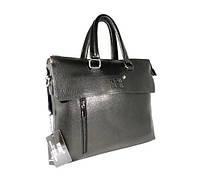 Сумка мужская для документов, портфель, папка MontBlanc 9806-2, 37*30*7 см