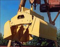 Грейфер электрогидравлический для сыпучих грузов 4 м3.