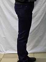 Джинсы мужские Noxter 2085. Утеплённые (флис)