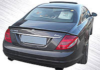 Бленда козырек заднего стекла Mercedes CL W216