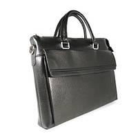 Сумка мужская для документов, портфель, папка Giorgio Armani 516-4 черный, 39*30*10 см